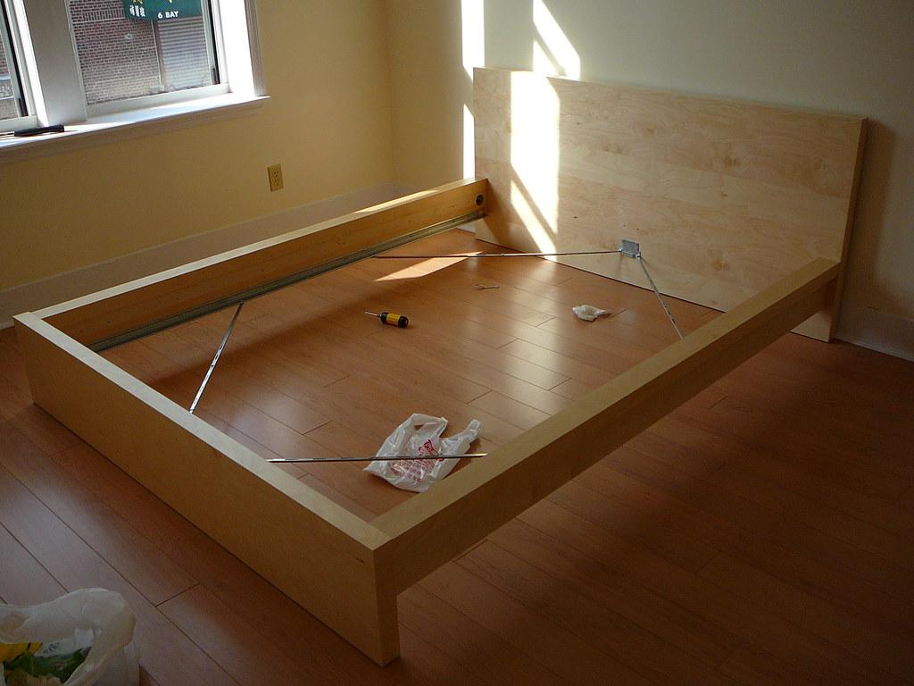 Einzelbett ikea malm  Probleme mit dem Malm-bett (Ikea) - Seite 4 - Ich habe das weiße ...