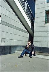 #513 (anton.komlev) Tags: shadow portrait sun man sunglasses pc sitting moscow smoke sunny smoking criminal gamer midday