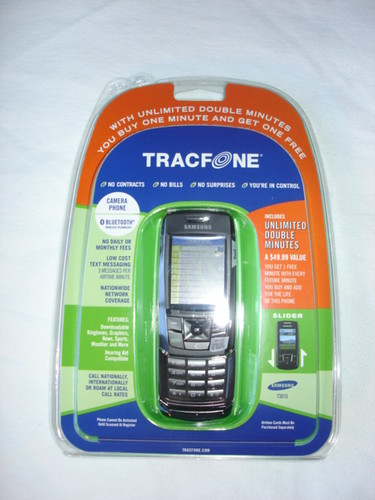 Get the Samsung T301G from TracFone