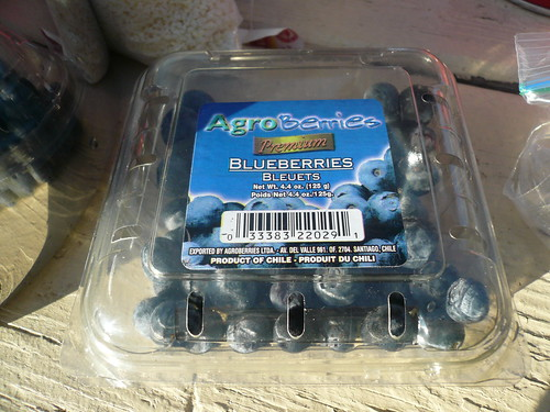 Aggro Berries?