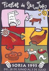 Cartel San Juan 1995