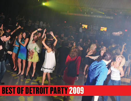 2009 Best of Detroit Party