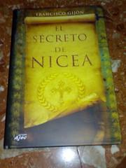 Libro recibido. El secreto de Nicea. Francisco Gijón. (by fernand0)