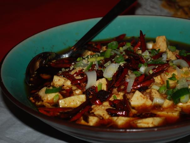 Classy Mapo Dofu