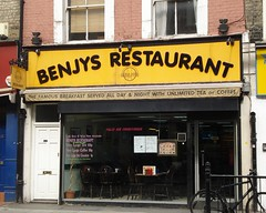 Picture of Benjys, SW5 9RQ