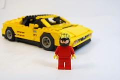 Dylan Speedwell Road Ferrari 348 tS Targa