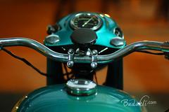 classic motorcycle (budakli) Tags: man colour interesting hobby malaysia terengganu classicmotorcycle budakli