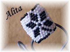 Anillo Marsa (Alita Papier & Beads) Tags: anillos