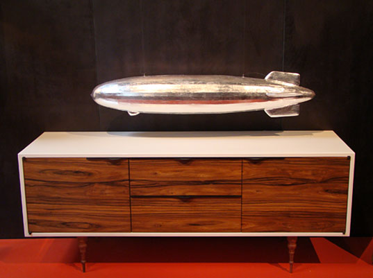 Palo Samko Credenza, bklyn designs, brooklyn designs, dumbo design furniture, brooklyn furniture, furniture fair new york, bklyn designs 2009, inhabitat bklyn designs, palo samko industrial design, palo samko reclaimed furniture