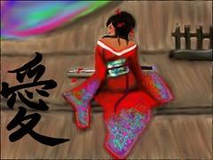 The Revenge (Molly ksa) Tags: art girl japanese drawing draw