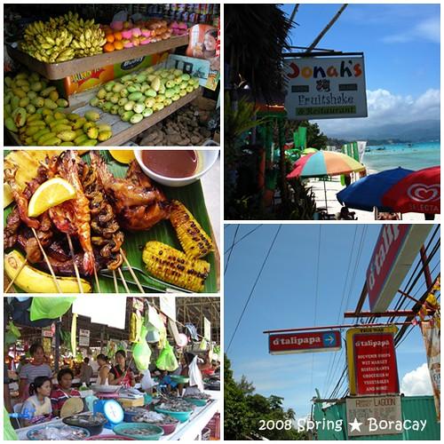 吃在boracay長灘島