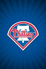 Philadelphia Phillies Alt Wallpaper [iOS4 Reti...