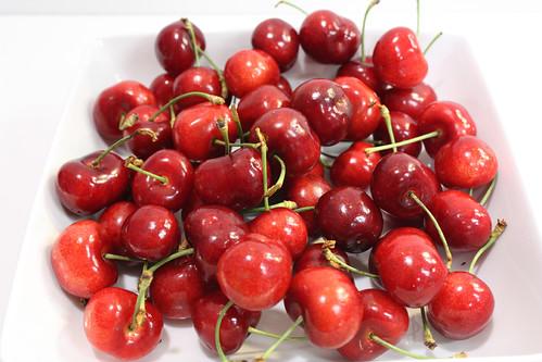 Detail Cherries