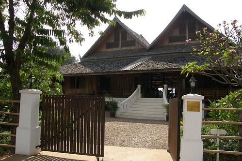 106.Don Daeng島上唯一也是最高級的Villa (La Folie Lodge)