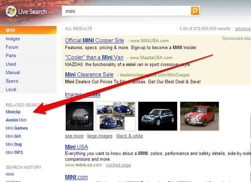 Mini On Bing