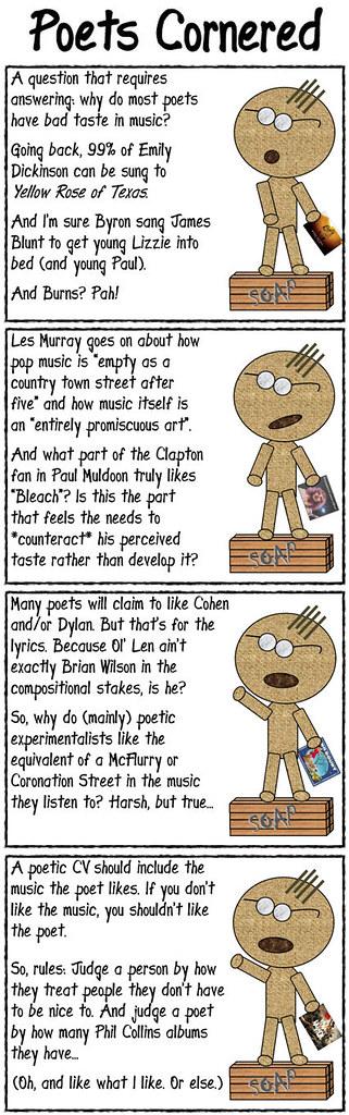 #43 - Poughbuoys music rant