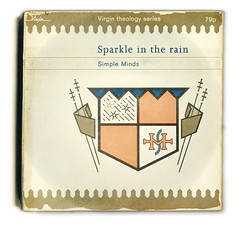 Simple Minds: Sparkle in the Rain (Littlepixel) Tags: penguin book vinyl pelican retro paperback garrett minds simple kerr