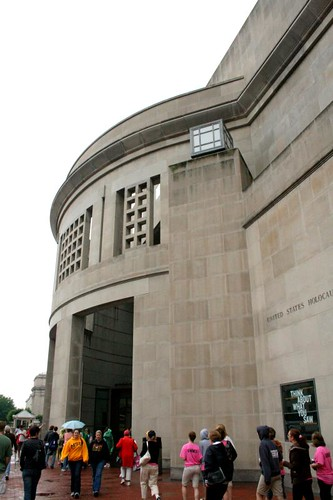 entrada Museo del Holocausto