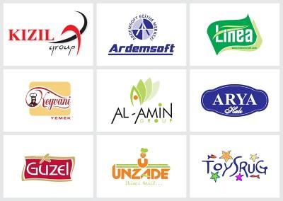 Logo Tasarım Çalışmaları