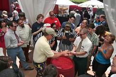 Roshambo Winerys 7th Annual Rock, Paper, Scissors Championship (albailey) Tags: tournament rps roshambo roshambowinery