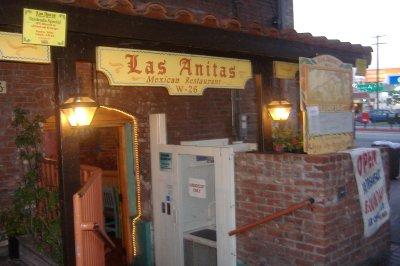 Las Anitas - Exterior