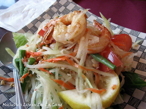 Thai Gulf- Papaya Salad