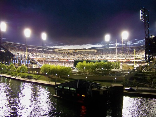 PNC Park by jmd41280.