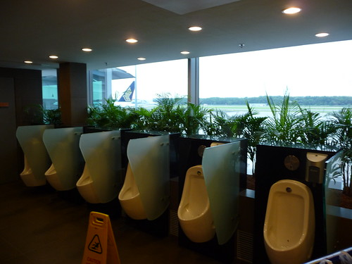 Singapore Airport Has Everything Even Toilets With A