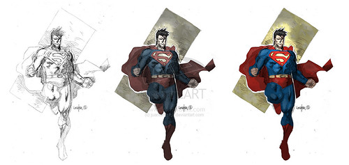 Superman_by_juantomajok