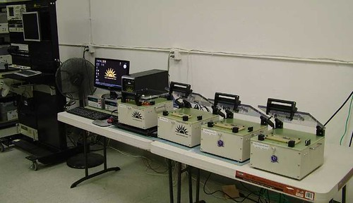 Fixtures in the lab