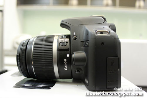 500D side view