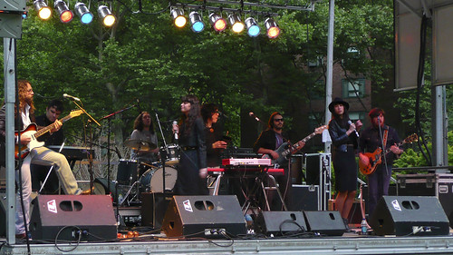 06.17 Phenomenal Handclap Band @ Stuyvesant Oval (4)
