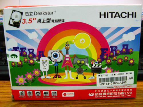 HITACHI HDT721010SLA360
