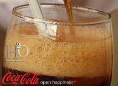 Open happiness,,, (H) Tags: ad coke h2o advertisement commercial cocacola                 masha3el