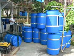 Produksi-Komposter-roller-3 (syafiq bandung) Tags: hand barrel roller b2 compost pupuk organik sampah tongsampah kompos putar komposter berbahaya anorganik