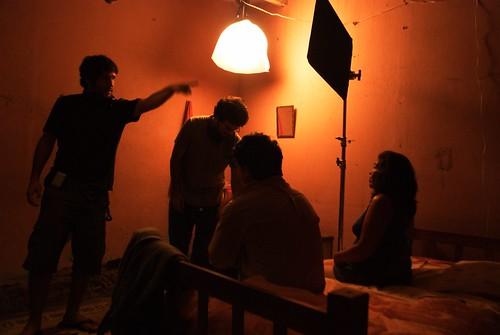 """""""Octubre"""": Directores con Bruno Odar y Maria Carbajal"""