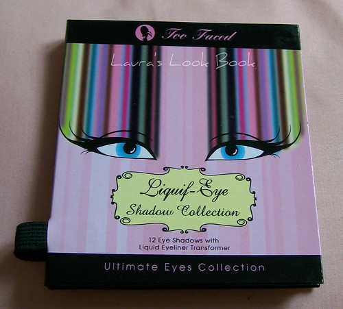 Too faced liquif-eye shadow collection