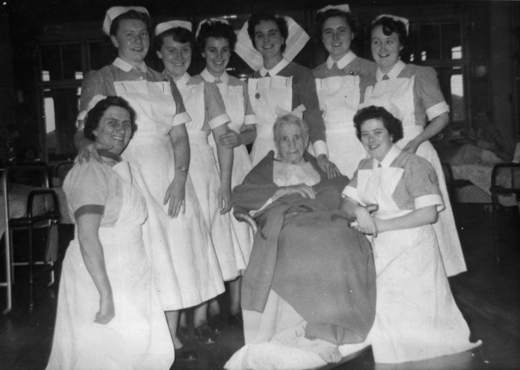 Southern General Hospital 1955