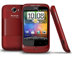 HTC has officially announced the HTC Wildfire