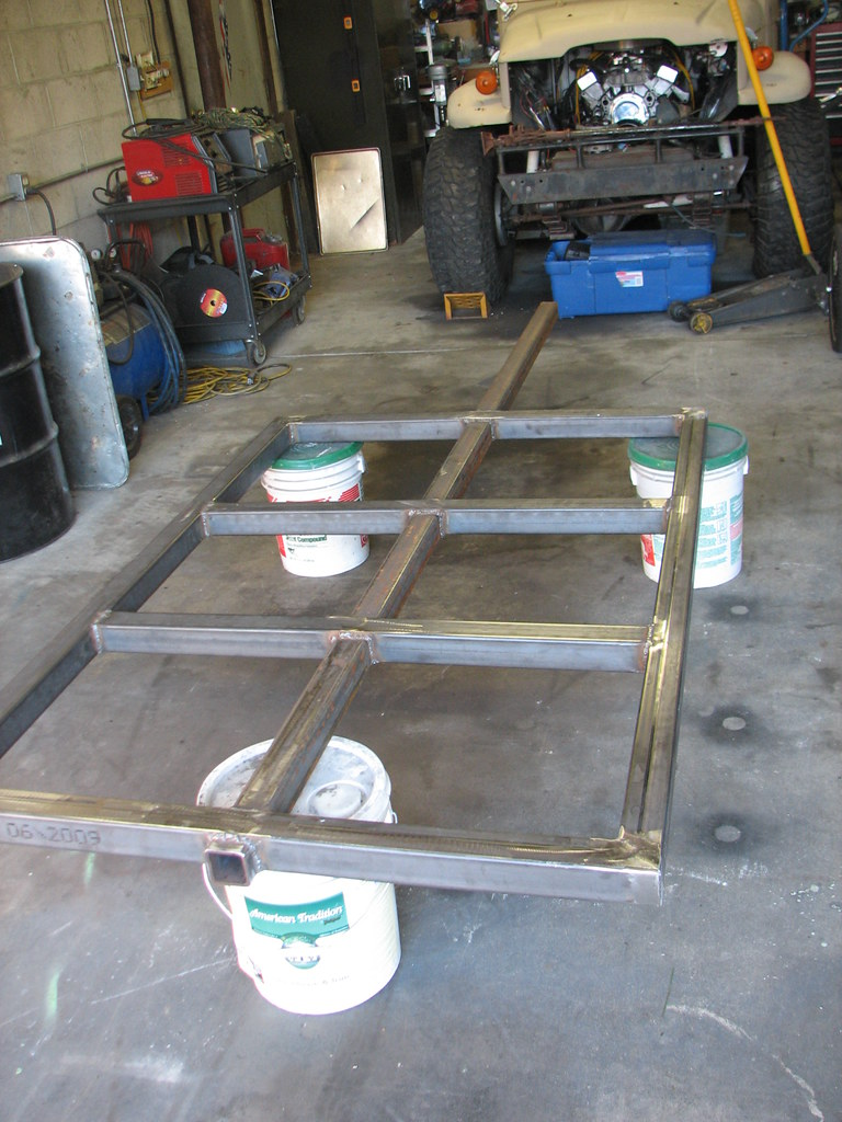 off road utility trailer build rme4x4 com