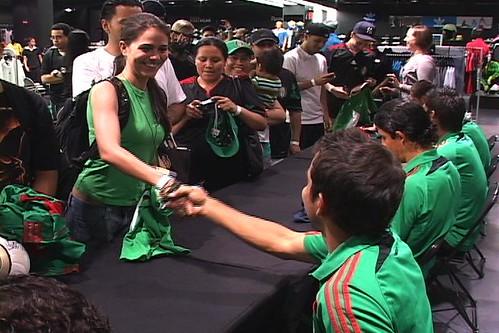 equipo fútbol México en el mundial 2010