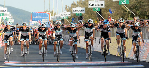 Tyler Farrar - Giro d'Italia, stage 4