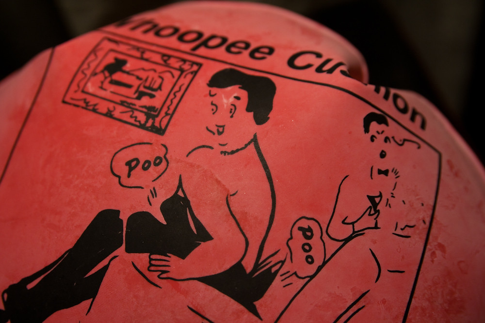 Whoopee Cushion Macro May 09, 20112 by stevendepolo, on Flickr