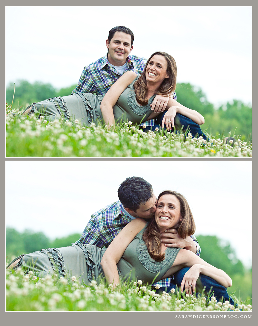 Parkville Missouri engagement photographer