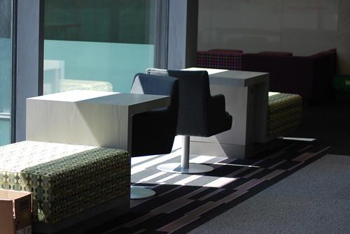 Adhoc desks