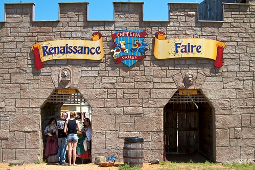 Fairgrounds entrance