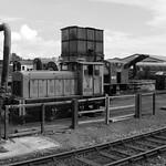 Bo'ness Rail Yard