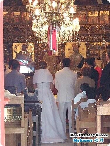 Mykonos 婚禮-1