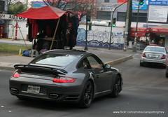 Porsche 911 Turbo (997) Mxico DF (Daniel Palestino) Tags: en sport mxico spider s turbo enzo gran boxster turismo hermanos nera gallardo maranello gtb r8 gt3 997 4200 exige 575m 599 fiorano exticos mxico df lotus audi lamborghini porsche ferrari rodrguez autodromo autos rs gt3 maserati