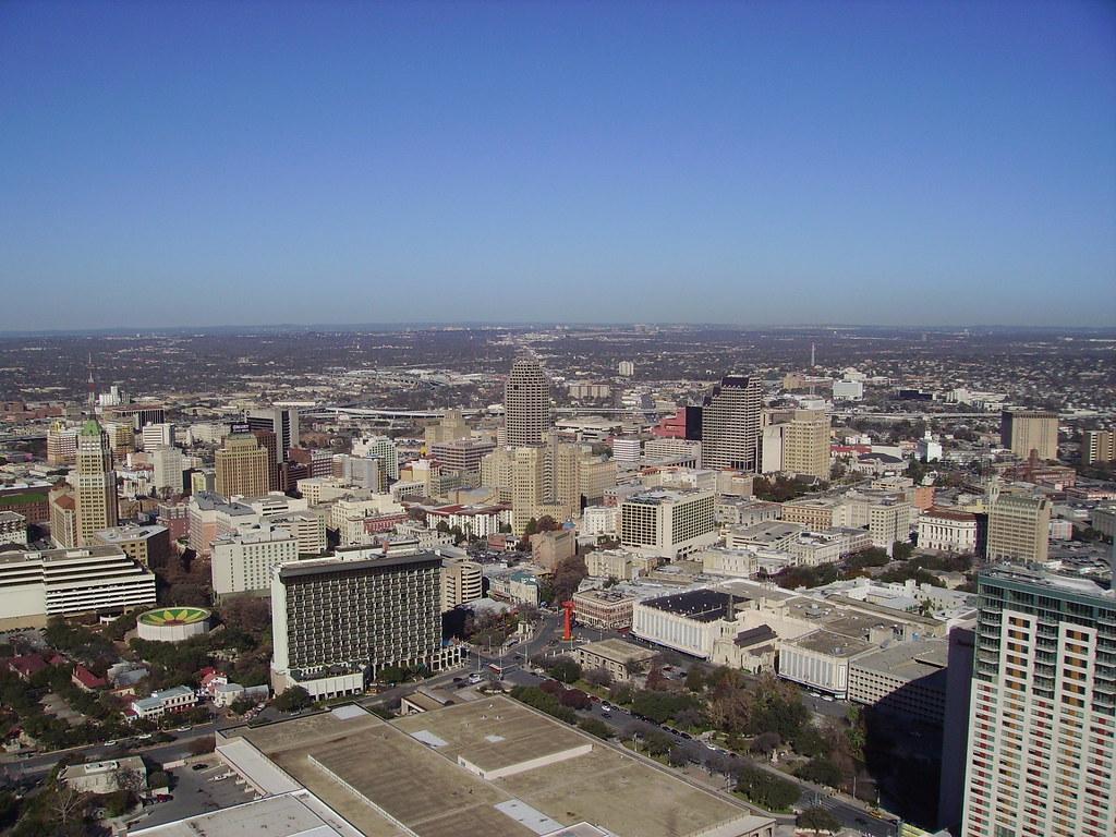 San Antonio, Tx and Charlotte, NC (metropolitan, size